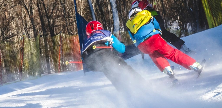 FIS Ski Cross Comes to Sir Sam's