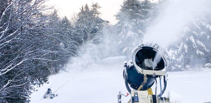 The Science of Snow Making
